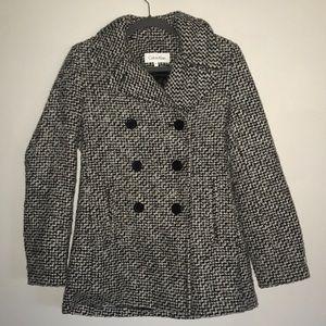 Like new! Beautiful Calvin Klein pea coat